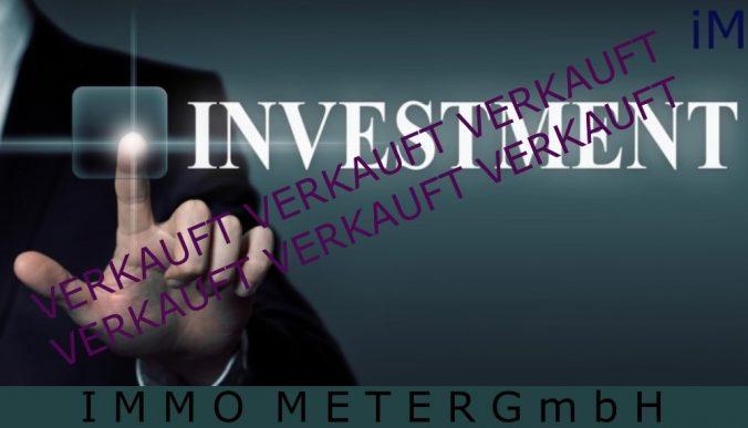 INVESTMENT VERKAUFT